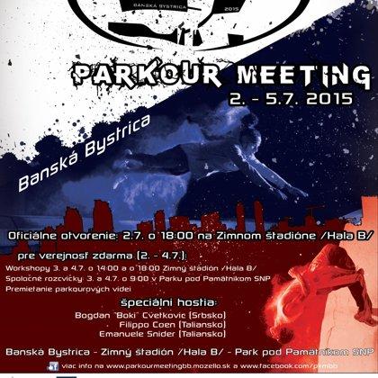 Plagát PKMBB 2015