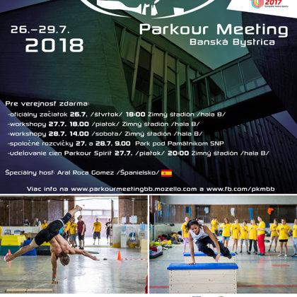 Plagát PKMBB 2018