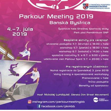 Plagát PKMBB 2019