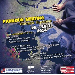 Plagát PKMBB 2014